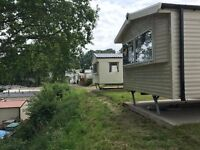 SITED STATIC CARAVAN, SITED ON LOVELY PARK NOT FAR FROM BEWDLEY