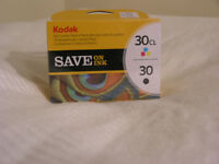 Kodak printer ink combo pack 30CL