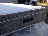 Double Pillow Top Memory Foam Mattress 1000 Pocket Springs