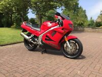 Honda VFR750 RC36 1994 Red 24,500 miles Excellent Condition