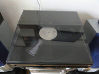 Vintage JVC AL-E700BK Linear-Tracking Fully Automatic Turntable New Stylus