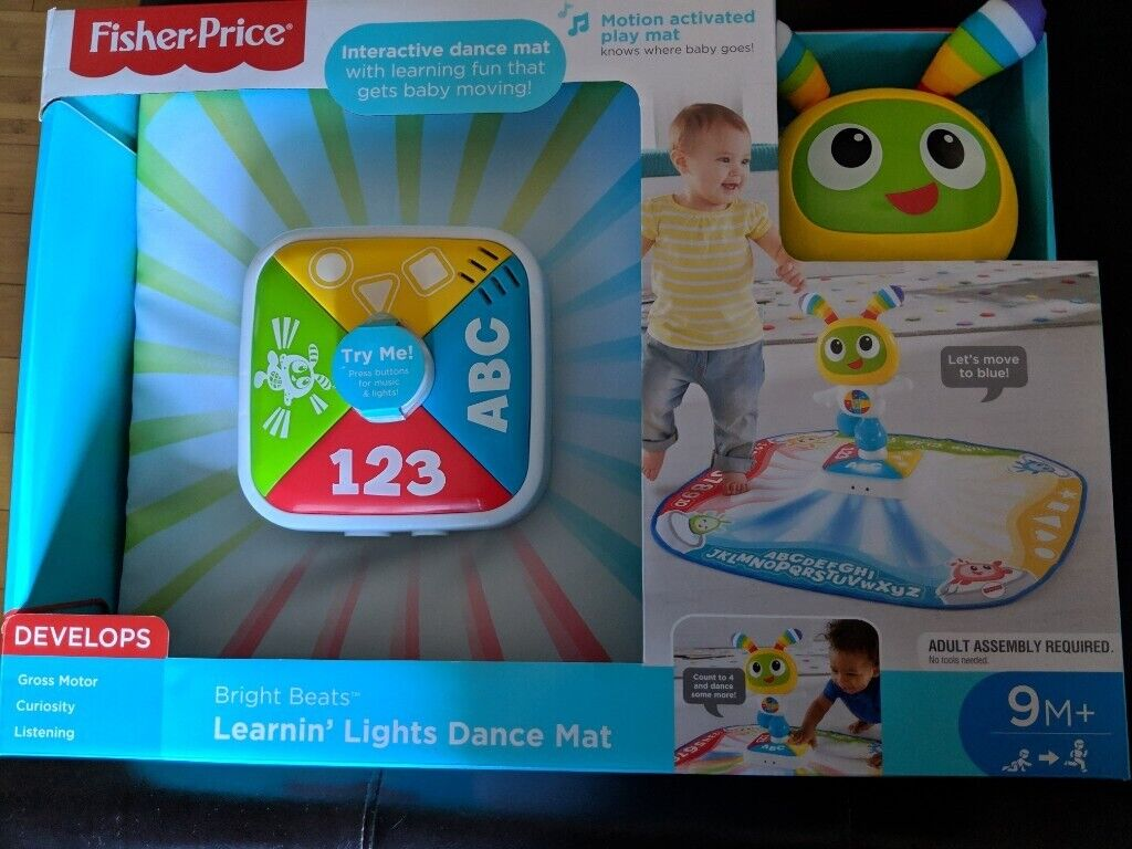 Fisher Price learning dance mat brand new | in Hamilton, South Lanarkshire  | Gumtree