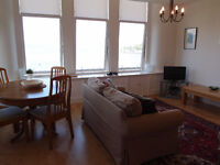 Lovely holiday flat in Rothesay 2 Bedrooms Great sea views October dates available inc school week