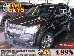 2013 Chevrolet Equinox 2LT | AWD| LEATHER | SUNROOF | PIONEER |