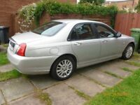 ROVER 75 1.8 TURBO GENUINE 72000 MILES EXCELLENT CONDITION FULL LEATHER ALL ELECTRICS A CRACKER