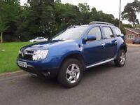 2013 Dacia Duster Laureate Diesal