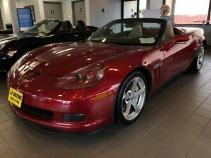 2011 Chevrolet Corvette Z16 Grand Sport LT, Auto, Leather, Only