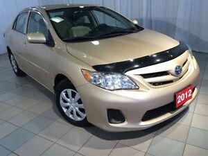 2012 Toyota Corolla CE Enhanced Convenience