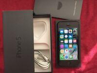 iPhone 5 (EE, BT, Virgin |14 Day Guarantee|16GB|Deliver+Post|Apple|Black) |