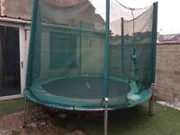 12ft Large Trampoline