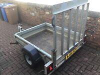 Tailgate trailer