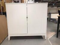 REGISSÖR Cabinet, white118x110 cm IKEA CROYDON #bargaincorner
