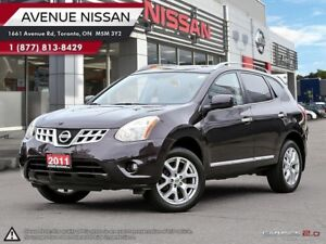 2011 Nissan Rogue SV PREMIUM AWD | SUNROOF | BACK UP CAM | ALLOY
