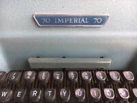 Vintage Imperial Typewriter 70