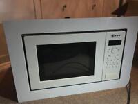 Neff H53W60N0GB Built-In 800 W Microwave