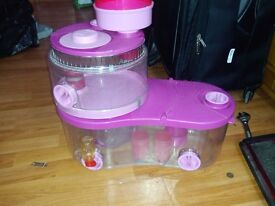 Rotastak hampster cage