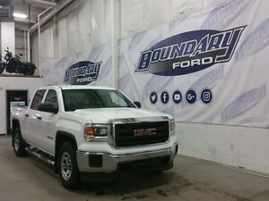 2014 GMC Sierra 1500 WT W/ Power Windows, Power MIrrors