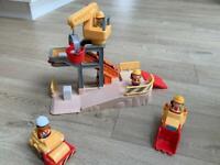 ELC construction site