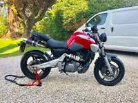 Rare Yamaha MT-03 660cc with tonnes of character