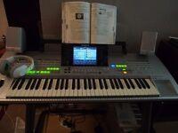 yamaha keyboard ..TYROS 1***REDUCED***