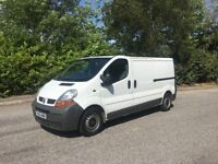 2005 1.9 Renault Trafic LWB 108k miles done long MOT till 08/2019 like Vivaro and Primastar