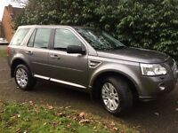 LAND ROVER FREELANDER 2 HSE 2.2 TD4 AUTOMATIC - 1 PREVIOUS OWNER - FULL LAND ROVER HISTORY - 47,085