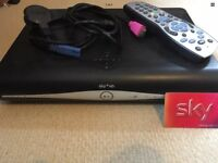 Sky+box full HD 500 GB-can be Deliver £20