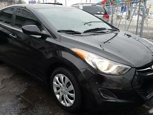 2011 Hyundai Elantra GLS AUTO LOADED LOWKMS CERTIFIED$7475