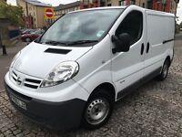 Nissan Primastar 2.0 dCi SE L1H1 2700 Phase 3 4dr £3750+VAT