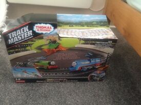 Track master great race motorised Thomas the tank engine track