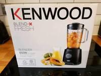 Barely used black Kenwood Blender