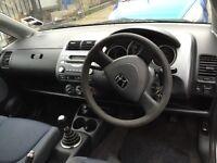 Honda Jazz car , 2004 low mileage, great condition