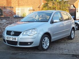 Volkswagen Polo 1.2 s, 1 Lady Owner From New, Full VW Service History