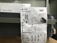 New Jaga Strada heater with fan assist BTU boost