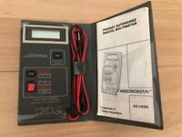 Micronta 22-169A Pocket Autorange Digital Multimeter