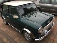 1988 Austin Mini Mayfair- Green.