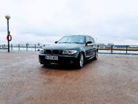 BMW 1 series 2.0 Semi Auto M sport hatchback