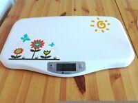 Baby digital scale
