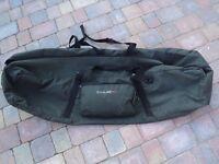 chub fishing bag very good condition all zips work no rips tears
