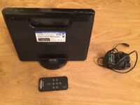 SONY RDP-M7iP Personal Audio Docking System