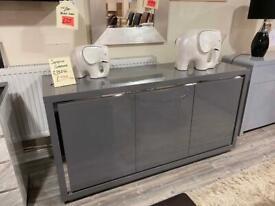 Grey sideboard (brand new)