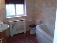 Double room with En-suite in modern house