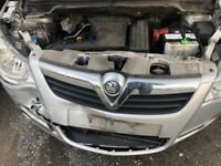 WANTED - Vauxhall Agila Silver parts