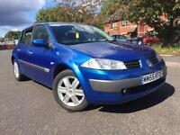 RENAULT MEGANE 1 YEAR MOT 2 KEYS FULL SERVICE HISTORY HPI CLEAR CHEAP BARGAIN VW BMW AUDI TOYOTA WOW