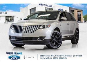2015 Lincoln MKX (AWD) BLIS, NAV awd limited cuir toit nav