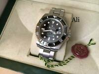 Swiss Rolex Submariner Automatic Watch