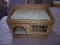 Cane Cat Bed