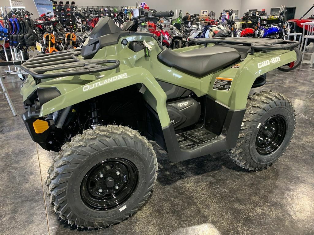 2020 Can-Am® Outlander™ DPS™ 570
