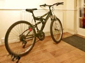 """Raleigh """"Mission"""" 26"""" wheels"""