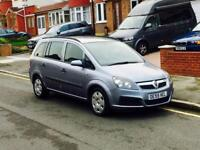 Vauxhall Zafira 1.9 Diesel, 7 SEATER, Long MOT,Service History,Only 2 Former Keepers,Cheap Insurance